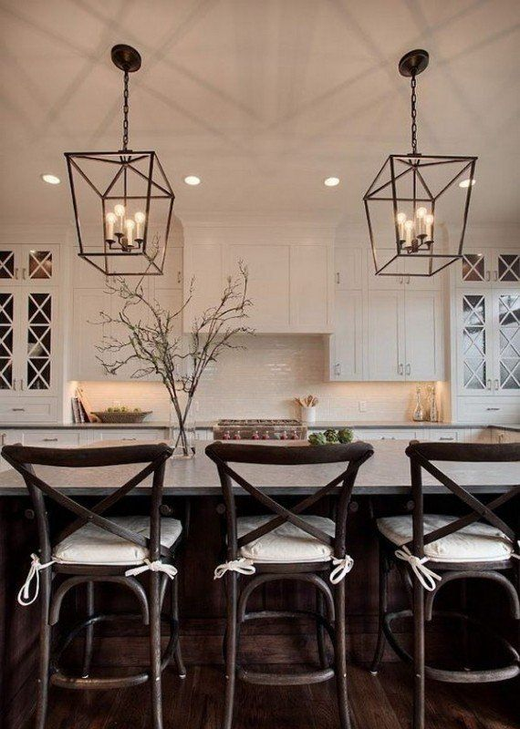 Kitchen Pendants Lights Over Island For 2020 Ideas On Foter Kitchen Lighting Over Table Kitchen Design Decor Kitchen Pendants