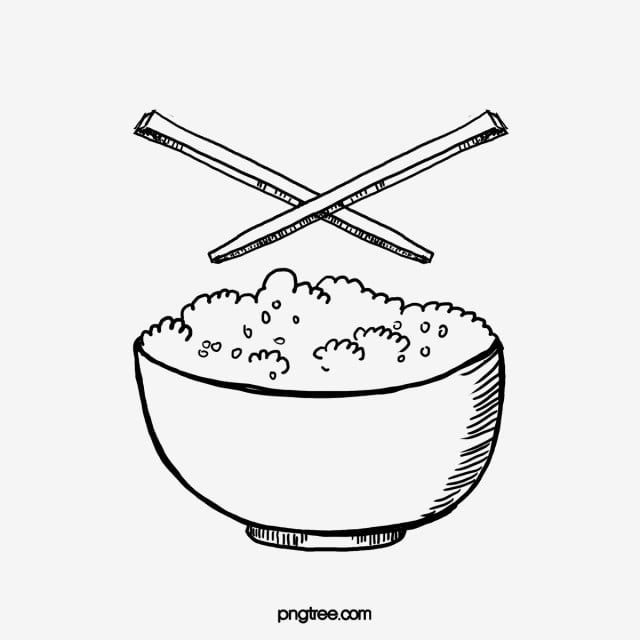 Rice Bowl Rice Clipart Rice Png Transparent Clipart Image And Psd File For Free Download Rice Bowls Rice Png Food Packaging Design
