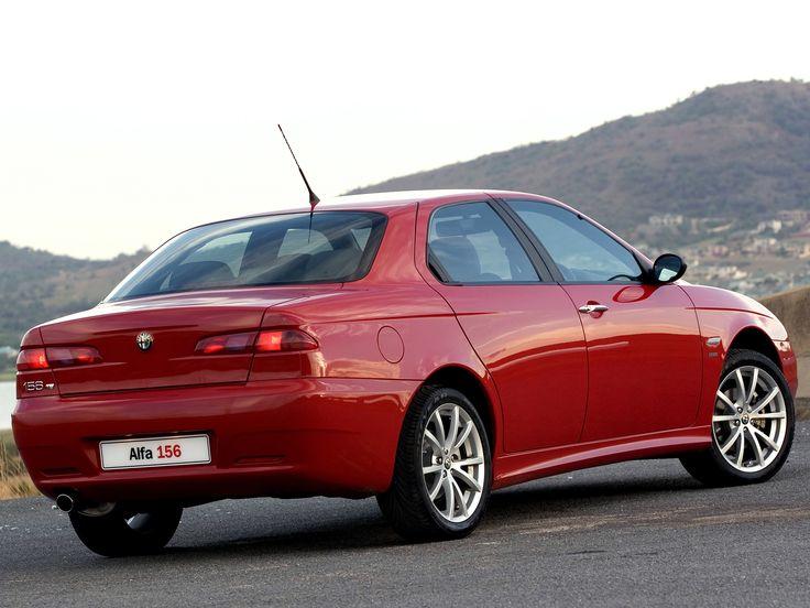 Alfa Romeo 156 Ti ZA