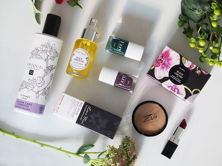 LUONNONKOSMETIIKKA SYYSTRENDIT // Kure Bazaar, Zuii, Patyka, Unique Haircare, Less is More, MiLO MiLL