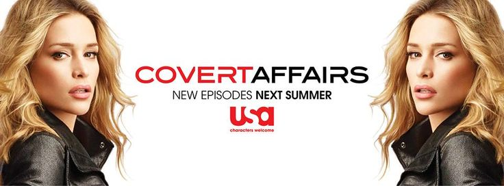 Following the cancellation of USA's 'Covert Affairs,' a petition has been started by upset viewers to #RenewCovertAffairs.