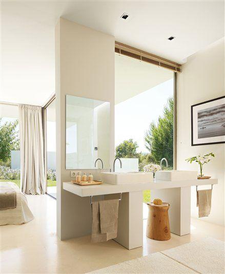 Mueble en Pinterest y más  Muebles de lavabo, Muebles para baño y