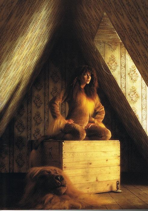Kate Bush / Lionheart
