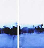 Thierry Le Baill: Paintings from 2012