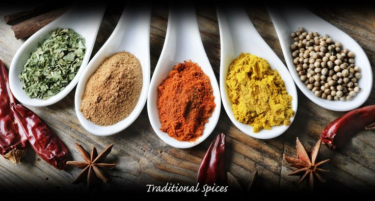 Spices are useful adding flavors, aroma and colors to the food to make it more complete. It is found in the plant's roots, leaves, branch, barks, vegetable, seeds, and fruits which are used in the food.