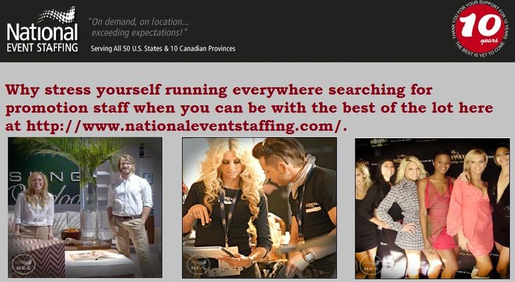When it comes to professional staffing services that can bring a smile on your face, http://www.nationaleventstaffing.com/ stands atop all the options that you can ever get.