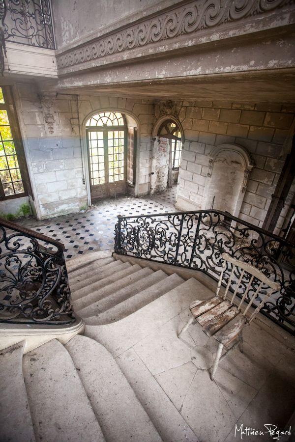 Château de Singes, France.