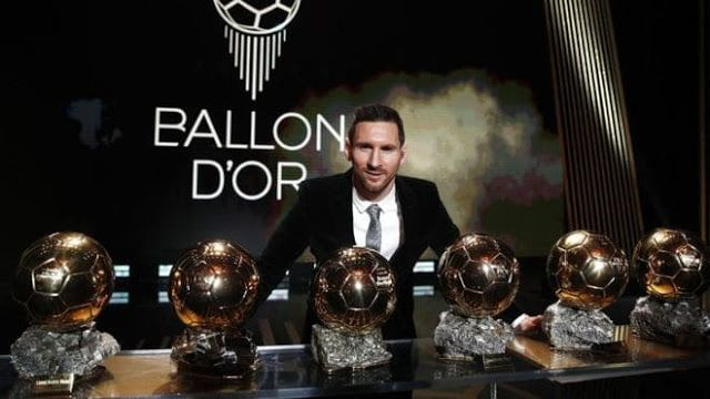 الحدث توداى ميسى يحصل على الكره الذهيبه تعرف على ترتيب محمد صل Ballon D Or Ballon D Or Winners Ballon
