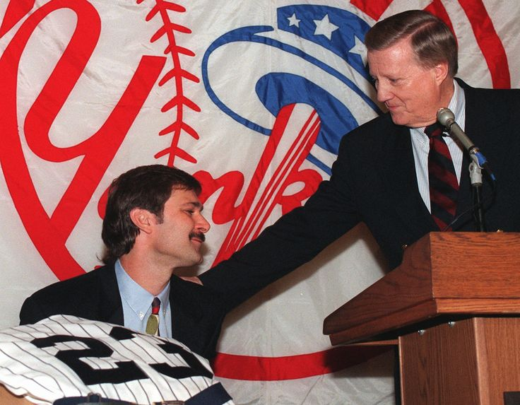 Don Mattingly, George Steinbrenner