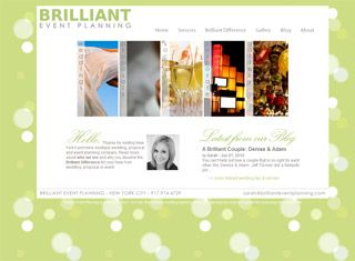 99 best wedding and event planning website designs images on this attractive wedding planner website design example uses a simple site to introduce a brand and junglespirit Image collections