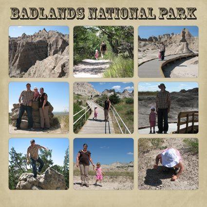 Badlands National Park, No Reimer Reason