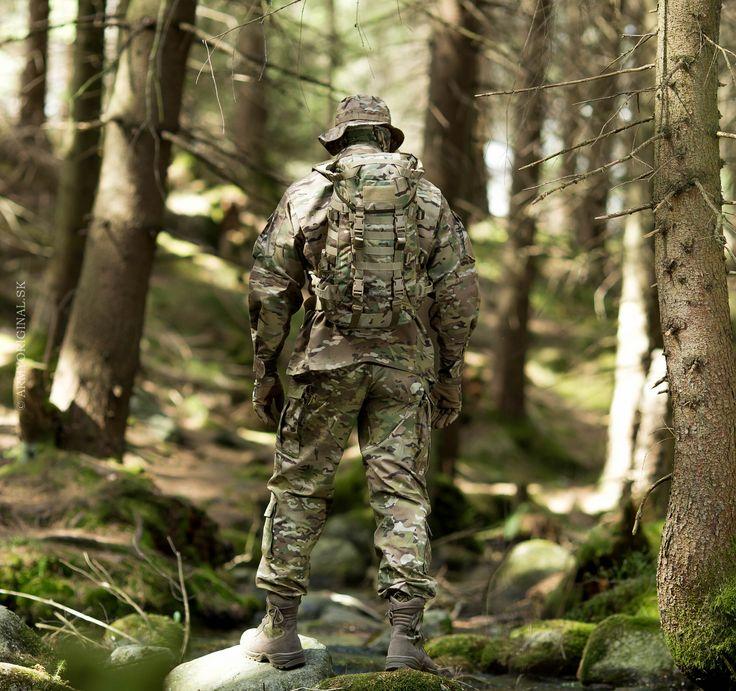 """Multicam"" camouflage"