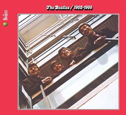 The Beatles 1962 - 1966 album reissued on heavyweight vinyl