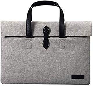 259f5af81c3c Laptop Shoulder Bag, Compatible13.3 inch Tablet Bag, Polyester ...