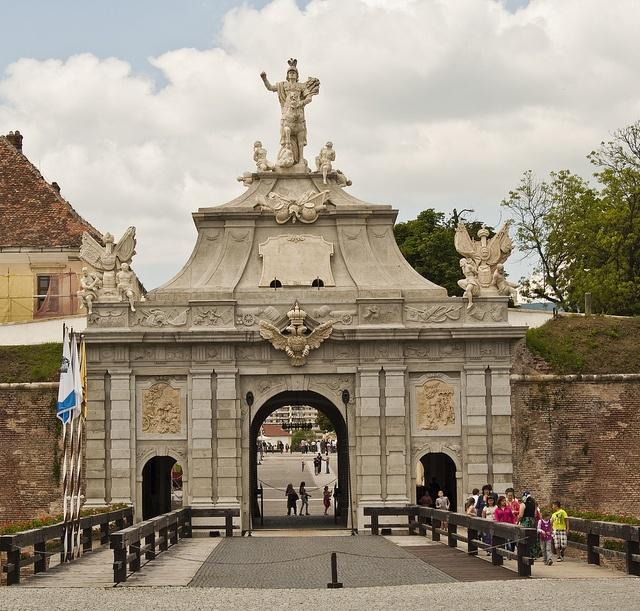 "Cetatea ""Alba Carolina"" Poarta III"
