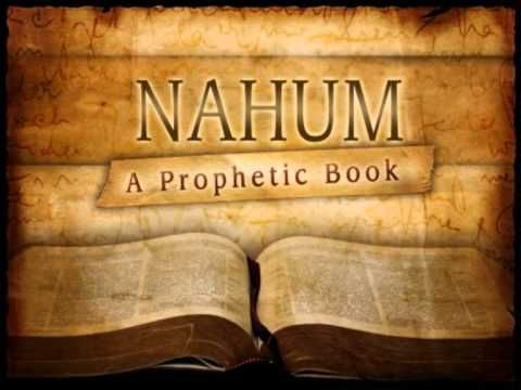 Jacob Prasch - Book of Nahum | To Try in 2015 | Pinterest ...