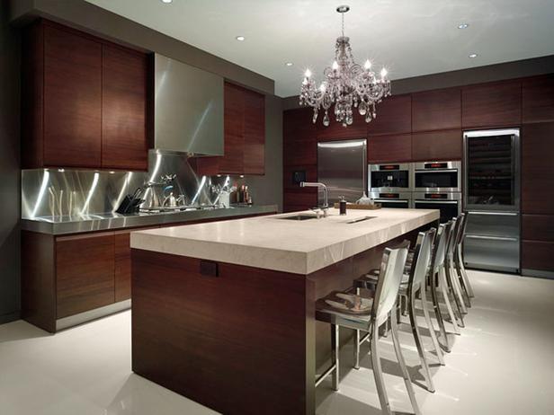 Contemporary Kitchens from Amy Bubier : Designers' Portfolio 2400 : Home & Garden Television