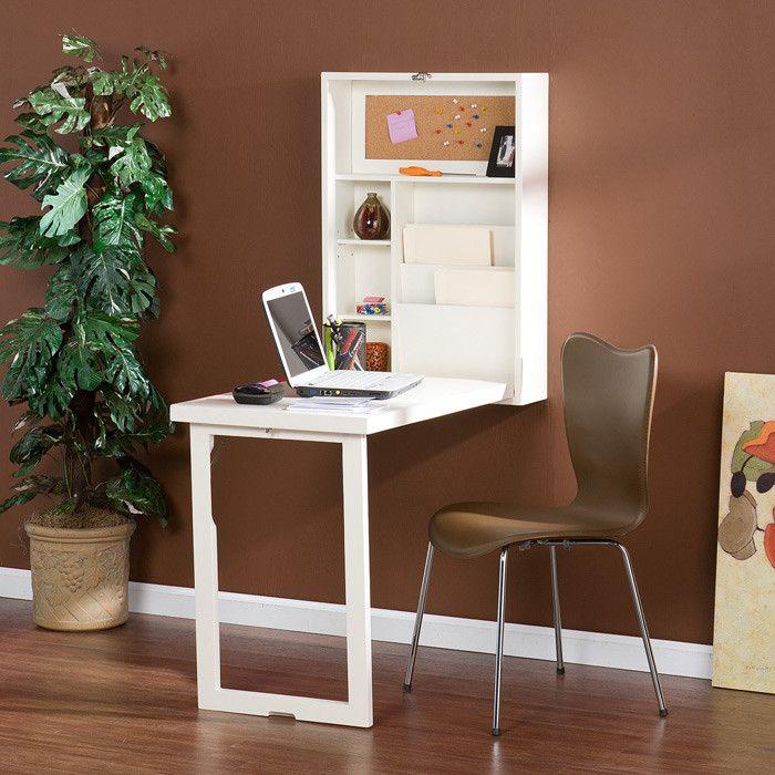 Inspiration- wall mounted work station