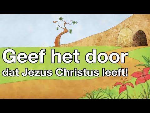Geef het door (met tekst) - oke4kids (Pasen) - YouTube