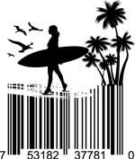 UPC Barcode Art from http://www.nationwidebarcode.com