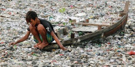 プラゴミ海洋汚染