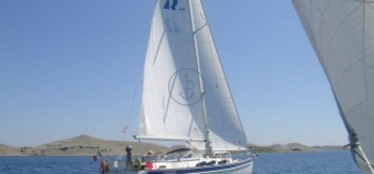 Vacanze in barca a vela Trogir, Croazia.  #vacanza #estate #croazia #barca