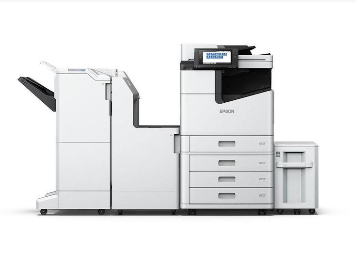 La Epson Workforce Enterprise es una impresora que puede imprimir hasta 100 páginas por minuto en cualquier empresa.