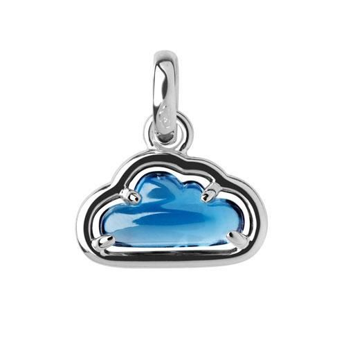 Links of London Silver Lining London Blue Charm - £68.00