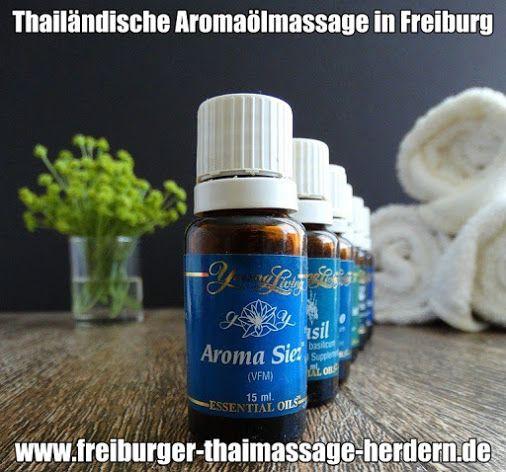 nur hochwertige hautfreundliche Öle werden für die thailändische Aromaölmassage verwendet