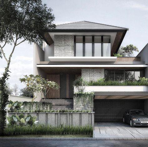 "40 Likes, 1 Comments - Ricky Go Architect (@rickygo.architect) on Instagram: ""DD House,Surabaya... #indonesiaarchitecture #architecture #rickygoarchitect #rickygoproject #design…"""