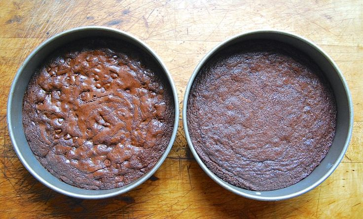 How to make brownies with a shiny crust | Chocolate chips are the secret. I can vouch for this.