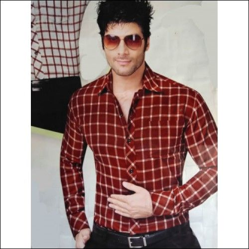 Party Wear & Casual Shirts For Men (unstitched)