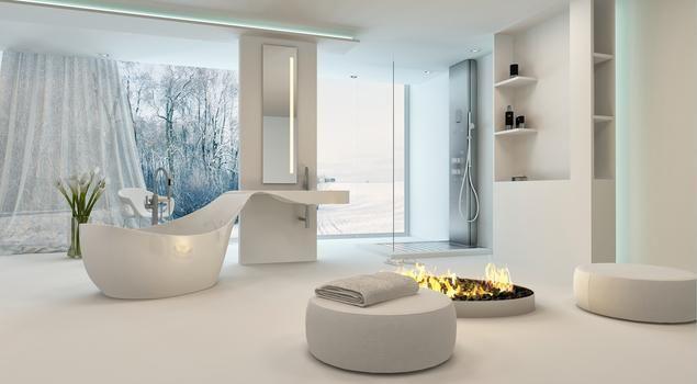 Łazienka dla wymagających, czyli elegancki pokój kąpielowy... #aranżacja #łazienka
