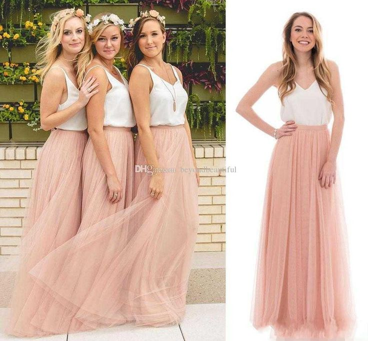 I found some amazing stuff, open it to learn more! Don't wait:http://m.dhgate.com/product/two-piece-bridesmaid-dresses-ivory-top-with/391768251.html