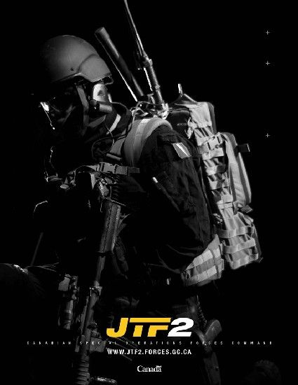 JTF2 Canada's Special Forces the guys the US Seal Team 6 calls when they need help. Truly some of the most admirable Canadians in existence!