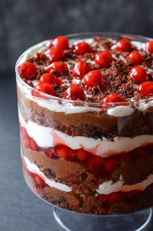 Best 25 Trifle Recipe Ideas On Pinterest Blueberry