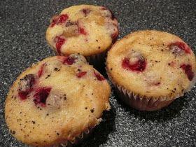 Maman Mélanie cuisine: Muffin canneberge et orange                                                                                                                                                                                 Plus