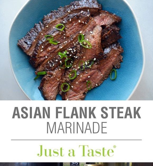 The Ultimate Asian Flank Steak Marinade Recipe The Ultimate Asian Flank Steak Marinade Recipe Kick up the flavor of tender flank steak wit...