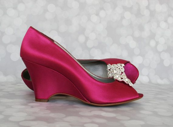 Pink Wedding Shoes Low Heel: 1000+ Ideas About Pink Wedding Shoes On Pinterest