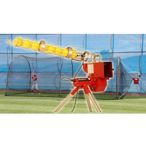 Trend Sports Heater Combo Softball Pitching Machine