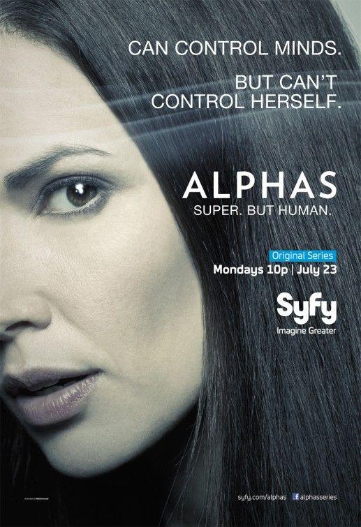 Alphas season 2 character poster Nina Theroux