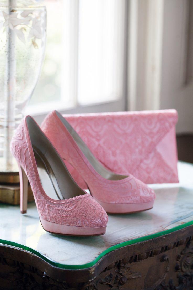 Sydney, Bridal Shoes -  Bruidsschoenen - Brautschuhe