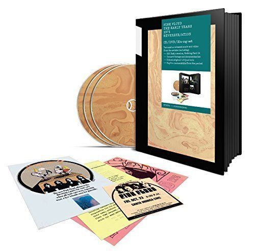 Pink Floyd -  1971 Reverber/Ation-  CD+DVD+BLURAY  NUOVO SIGILLATO