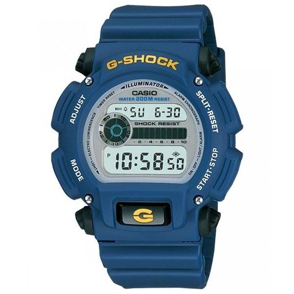 CASIO G-Shock DW-9052-2V Orologio da Uomo Digitale Standard Vintage Collection #casio #gshock #digital #retro #style #vintage #wristwatch