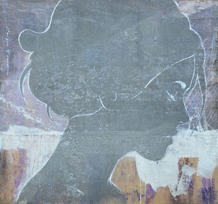 Lakshmi 95x90cm door Casper Faassen - Te huur/te koop via Abrahamart.com  #art #painting #kunst #kunstuitleen #CasperFaassen #abrahamart #bramreijnders #Eindhoven