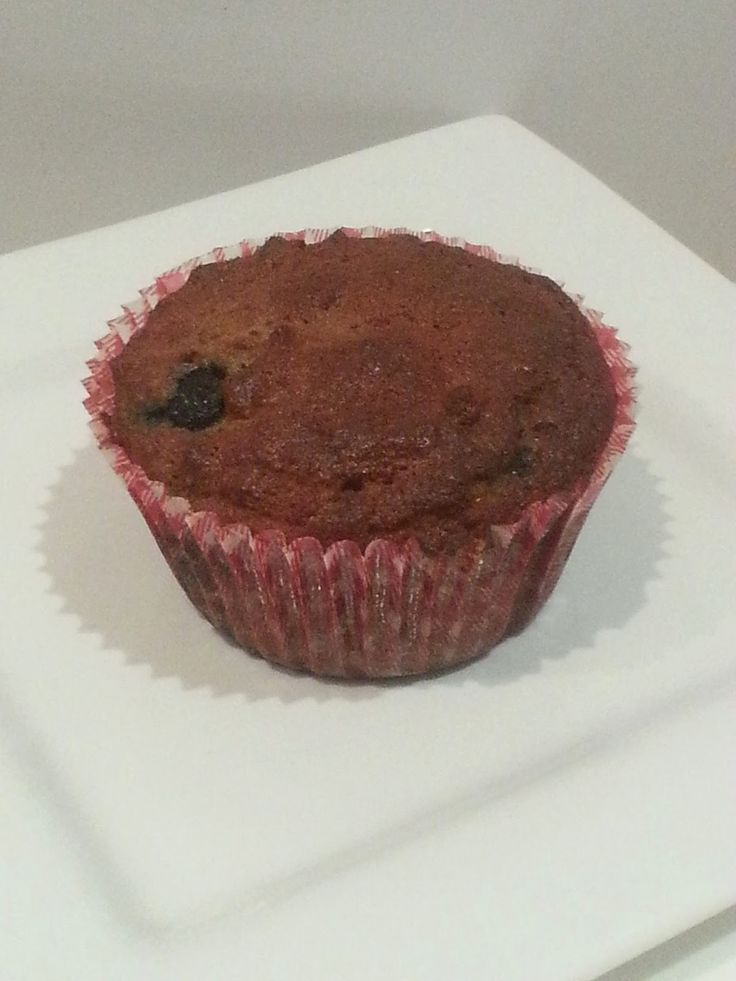 Forever Nutrition: Coconut flour blueberry muffins