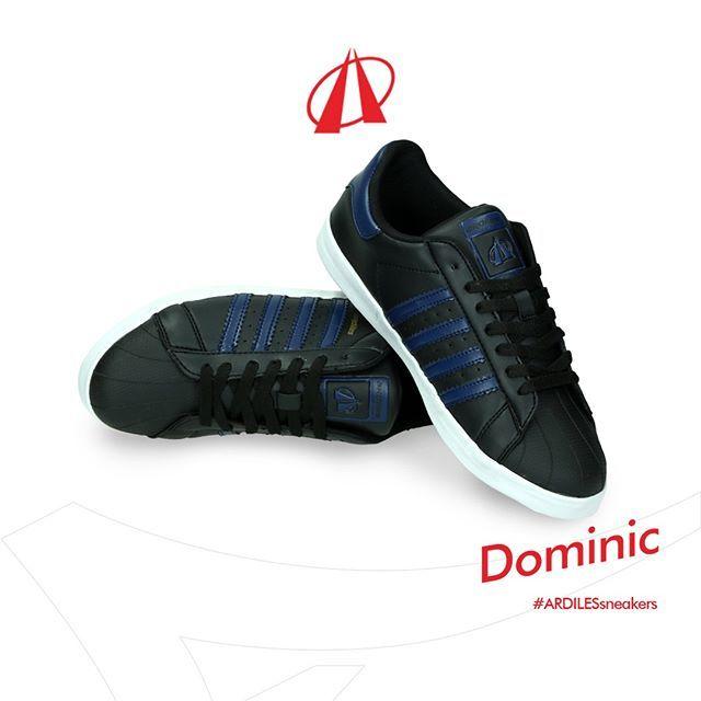 Kasual dan enerjik. Siapa yang tidak tertarik bergerak lincah dengan sneakers Dominic? Sneakers ini tersedia dalam 4 varian warna. Kesemuanya nyaman dalam balutan karet alam produksi Ardiles. Jangan sampai kehabisan. www.ardilesmetro.com  #ardiles #ardilessneakers #sneakers #indonesia #madeinIndonesia #NaturalRubber #doodle #fashion #pictoftheday #ootd #casual #keren #kekinian #livefolkindonesia #traveling #jalan2man #indie #jakarta #bekasi #surabaya #medan #palembang #pekanbaru #manado…