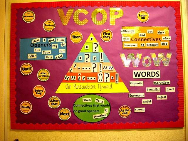 Another nice VCOP display.