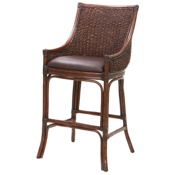 17 Best Ideas About Wicker Bar Stools On Pinterest