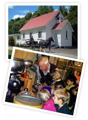 Ag Heritage Village at Mystery Creek Events Centre